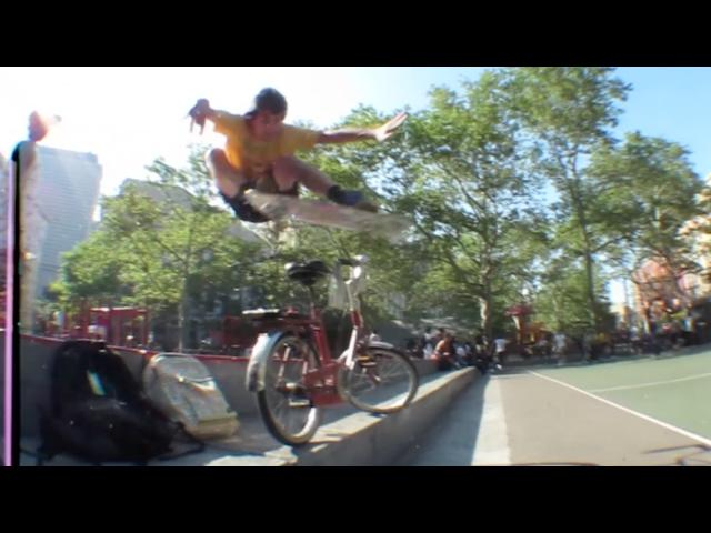 Arizona Iced Tea Sizzlin Hot Summer Tour NYC | TransWorld SKATEboarding