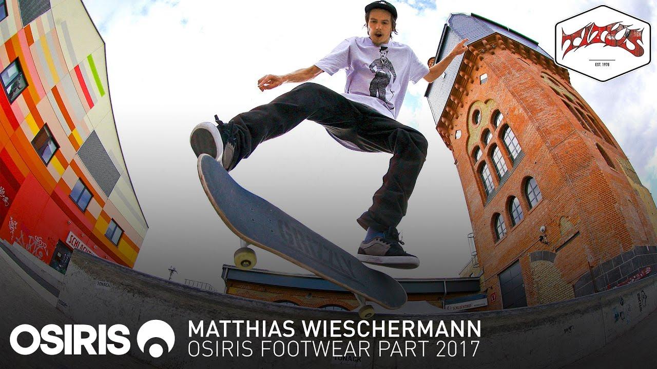 Matthias Wieschermann – Osiris Footwear Part 2017