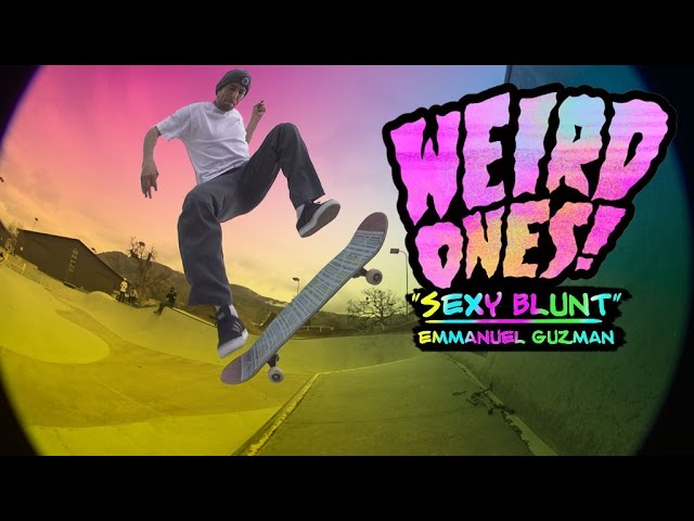 """Weird Ones! Eman does his patented """"Sexy Blunt"""" and then goes for more!"""